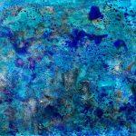 Blau I 2017 2 60 x 80