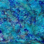 Blau I 2017 4 60 x 80