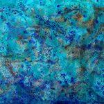 Blau I 2017 5 60 x 80